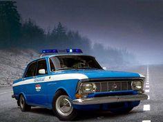 Moskvich police