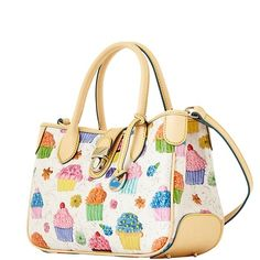 Dooney & Bourke: Cupcakes Small Double Handle Tote