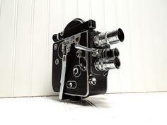 16mm Film Camera