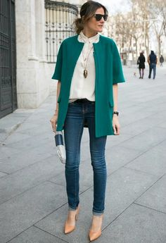 70 Best Chic Denim Style For Fall Outift 6