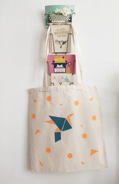 Je customise un tote bag