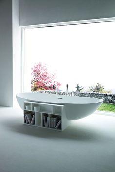 The Rexa Unico Egg bath   An Oasis of Calm   Home Ideas magazine