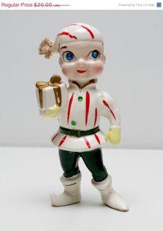 , Vintage Dog, Vintage Parts, Vintage Ceramic, Christmas Past, Vintage Christmas, Christmas Decor, Christmas Ideas, Christmas Figurines, Holiday Ornaments
