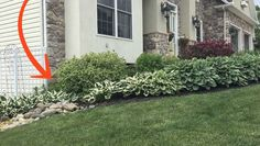 Looking for a unique design element for your landscape? This stone wall will add beauty and function. Watch the video below to see how!BEFORE: I have a sloping…