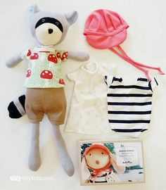 #hazelvillage is restocked at #tinytots.  We love these cute little collectors items.  New outfits, too!