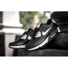 brand new 9f419 4d4b5 Acheter Chaussure Nike Air Max 90 Essential Noir et Blanc En Ligne