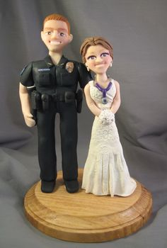 Police officer and Nurse, Look what I stumbled upon:) hehe your famous