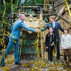 Koning opent WILDLANDS Adventure Zoo Emmen
