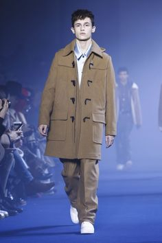 Coverage of the Ami Autumn/Winter 2016 menswear collection