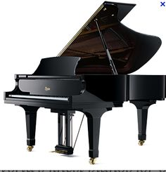 Steinway Grand Piano..I can tell if the piano being played is a Steinway.  My respite from life!
