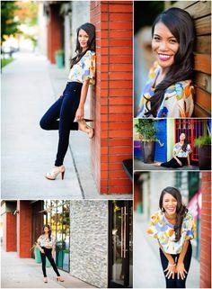 Senior pictures | Senior photos | Senior girl | Senior portrait ideas