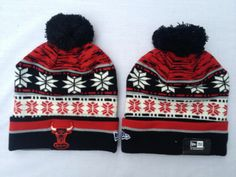 New Era NBA Chicago Bulls Beanies Knit Caps Hats 144 http://www.picksnapbackhats.com