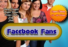 Facebook_fans_m will add 1000 facebook fans or likes within 24 hours to any fan page guaranteed for $5, only on fiverr.com