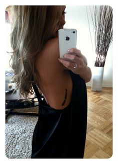 #Tattoo #placement