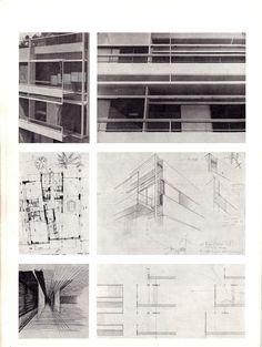 Τάκης Χ. Ζενέτος, 1926-1977 - Takis Ch. Zenetos, 1926-1977 Concrete Architecture, Modern Architecture, St Peter And Paul, Paris Map, Santiago Calatrava, Catholic School, Spanish Colonial, Interior Walls, Cemetery