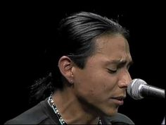 NativeVoiceTV Good Shield Aguilar Lakota/Yaqui musician - YouTube