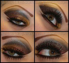 Burlesque by Razor De Rockefeller http://www.makeupbee.com/look.php?look_id=58015