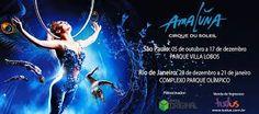 Resultado de imagem para Amaluna - Cirque du Soleil sao paulo