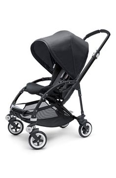 Bugaboo 'Bee - All Black' Stroller available at Nordstrom