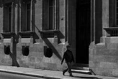 Jean-Philippe Jouve | Black and White | Street Photography | Bordeaux | Pushed