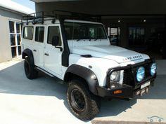 2010 Land Rover Defender 110 10MY