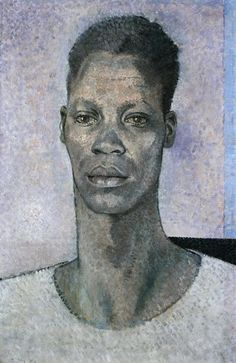 Head of Negro, Heroic scale, 1937 by Glyn Philpot (English 1884-1937)