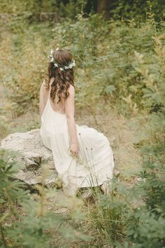 Bohemian Engagement Shoot | Kristen Booth Photography | Bridal Musings Wedding Blog