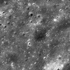 Antes y después de un nuevo impacto en la Luna