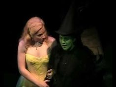 Defying Gravity from Wicked with Louise Dearman as Glinda and Rachel Tucker as Elphaba