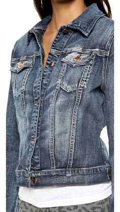 J Brand 405 Classic Denim Jacket