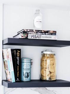 Floating Shelves, Interior Design, Projects, Home Decor, Design Interiors, Log Projects, Homemade Home Decor, Home Interior Design, Wall Mounted Shelves