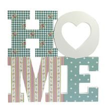 Candy Rose Collection Home Block Letters