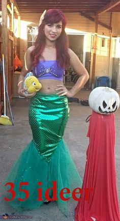 67 Best Costumes The Little Mermaid Images In 2014