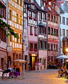 Just Strasbourg, France...