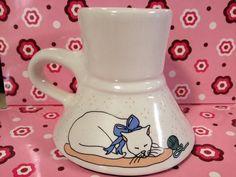 Break Time Cats Napping Cup Mug Travel Cup Foam Grip Non Slip Bottom | eBay