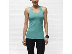 Nike Dri-FIT Touch Tailwind Women's Running Tank Top - want!