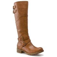 Zigi Soho Rational Riding Boot ($80) found on Polyvore