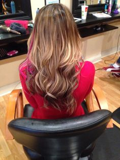 Jessica's extensions @Style downtown