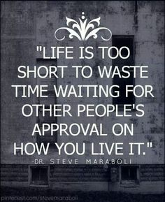 Too true, as long as I'm moving forward everyone else can suck it.