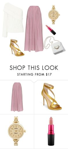 """Без названия #141"" by lesyalife on Polyvore featuring мода, Thierry Colson, Imagine by Vince Camuto, Shinola, MAC Cosmetics и Exclusive for Intermix"