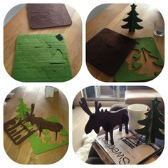 Christmas decor that's great for kids to play with!