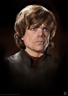 Tyrion Lannister portrait by alexnegrea.deviantart.com on @deviantART