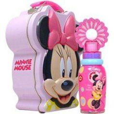 Disney Minnie Mouse Fragrance Collector's Tin Set