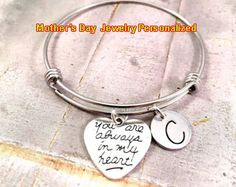 Mother's Day  Jewelry Personalized