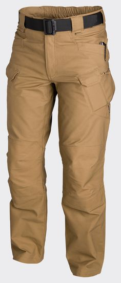 Helikon UTP Urban Tactical Pants Ripstop – Coyote