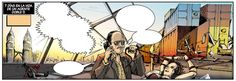 """Kiko Mohedano: Otro cómic finalizado con la ayuda de twist. """"7 di..."""