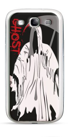 nogluelab cover galaxy s3 #ghost #fantasma