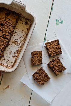Marmita: Brownies de maçã