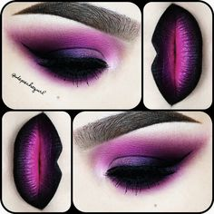 cosmetics lipstick eyeliner Make up darkness mascara gothic red ...