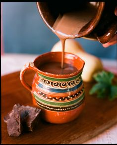 dessert, healthy dessert, dessert  recipe, hot chcolate, mexican hot chocoate, mayan hot chocolate, holiday dessert